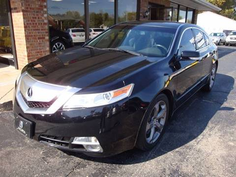 2009 Acura TL for sale in Greenwood, IN