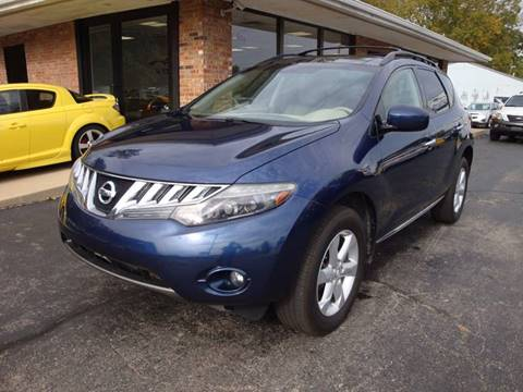 2009 Nissan Murano for sale in Greenwood, IN