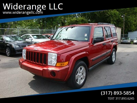 2006 Jeep Commander for sale in Greenwood, IN