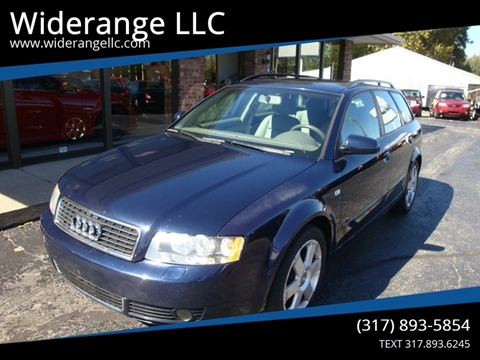 Audi A For Sale In Vermont Carsforsalecom - 2005 audi a4
