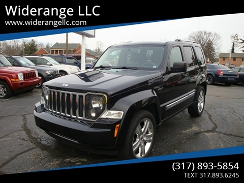 2012 Jeep Liberty for sale in Greenwood, IN