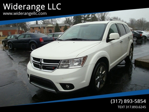 2012 Dodge Journey for sale in Greenwood, IN