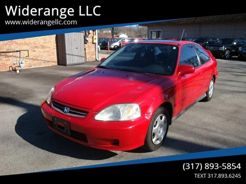 1999 Honda Civic for sale in Greenwood, IN