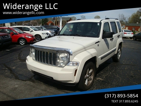 2010 Jeep Liberty for sale in Greenwood, IN