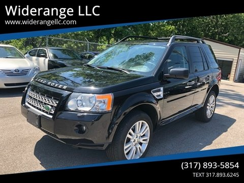 2009 Land Rover LR2 for sale in Greenwood, IN