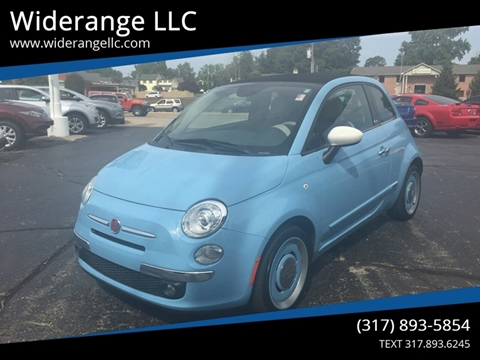 2015 FIAT 500c for sale in Greenwood, IN