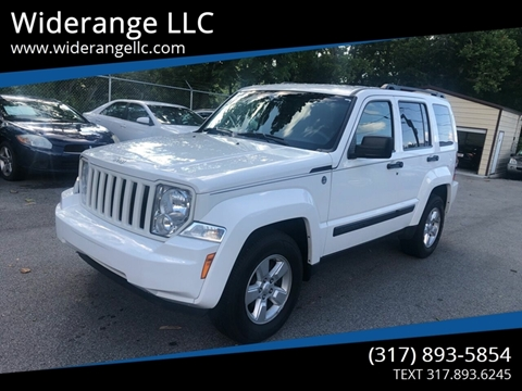 2009 Jeep Liberty for sale in Greenwood, IN