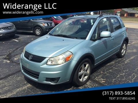 2009 Suzuki SX4 Crossover for sale in Greenwood, IN