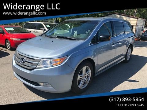 2012 Honda Odyssey for sale in Greenwood, IN