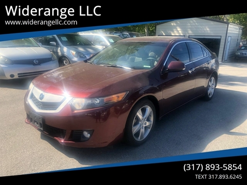 2009 Acura TSX for sale in Greenwood, IN