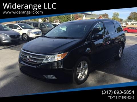 2011 Honda Odyssey for sale in Greenwood, IN