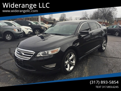 2011 Ford Taurus for sale in Greenwood, IN