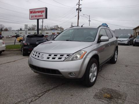 2004 Nissan Murano for sale in Greenwood, IN