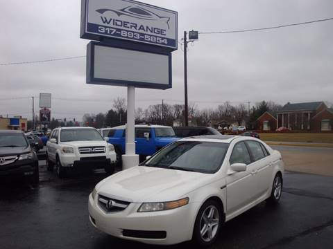2005 Acura TL for sale in Greenwood, IN