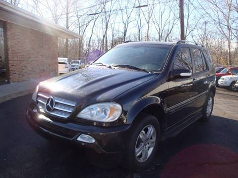 2005 Mercedes-Benz M-Class for sale in Greenwood, IN