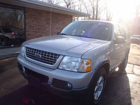 2004 Ford Explorer for sale in Greenwood, IN