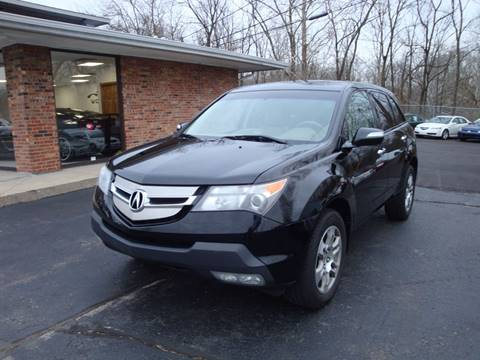 2007 Acura MDX for sale in Greenwood, IN