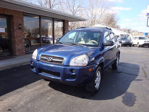 2005 Hyundai Tucson for sale in Greenwood, IN