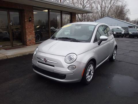 2013 FIAT 500 for sale in Greenwood, IN