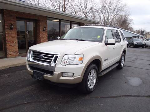 2008 Ford Explorer for sale in Greenwood, IN