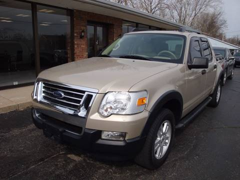 2007 Ford Explorer Sport Trac for sale in Greenwood, IN