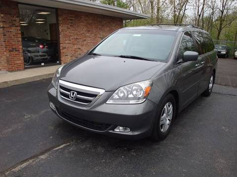 2007 Honda Odyssey for sale in Greenwood, IN