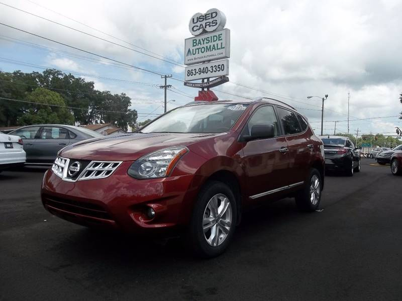 2015 Nissan Rogue Select S In Lakeland FL - Bayside Automall