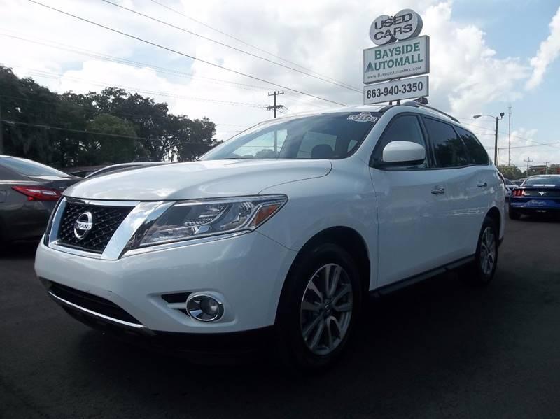 2016 Nissan Pathfinder SV In Lakeland FL - Bayside Automall