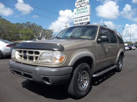 1999 Ford Explorer for sale in Lakeland, FL