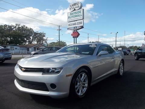 2014 Chevrolet Camaro for sale in Lakeland, FL