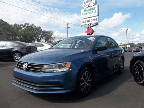 2016 Volkswagen Jetta For Sale In Lakeland Fl