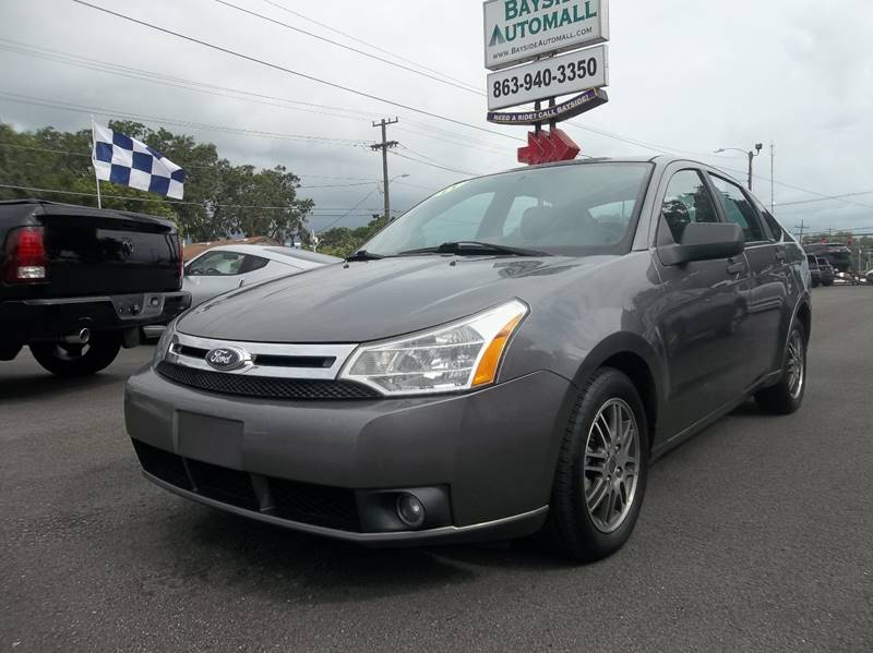 2011 Ford Focus Se In Lakeland Fl Bayside Automall