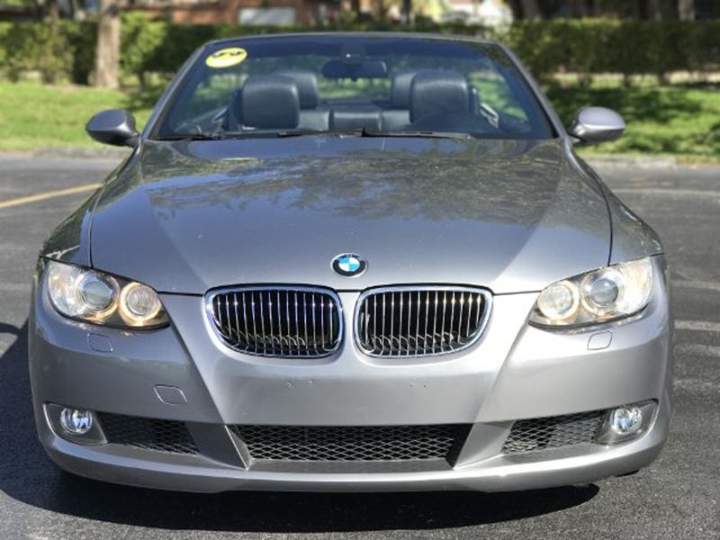 Bmw Series I Dr Convertible In Miramar FL West - 2007 bmw 328i convertible