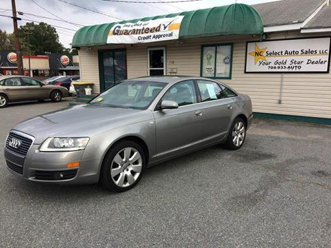 2006 Audi A6 for sale in Kannapolis, NC