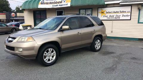 2004 Acura MDX for sale in Kannapolis, NC