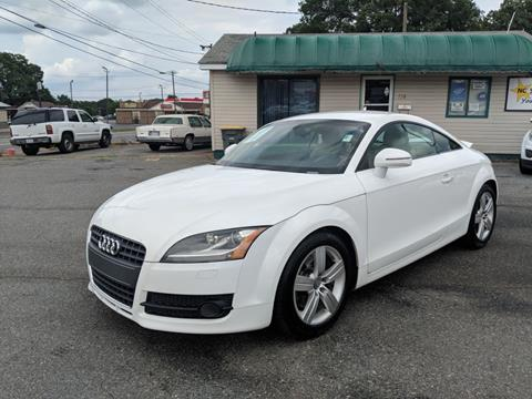2008 Audi TT for sale in Kannapolis, NC