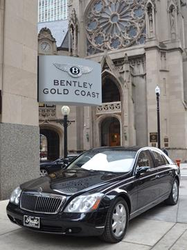 2008 Maybach 57 for sale in Chicago, IL
