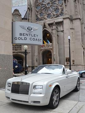 2014 Rolls-Royce Phantom Drophead Coupe for sale in Chicago, IL