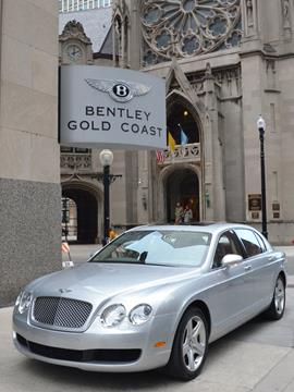 2007 Bentley Continental Flying Spur for sale in Chicago, IL