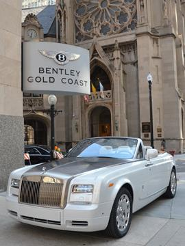 2016 Rolls-Royce Phantom Drophead Coupe for sale in Chicago, IL