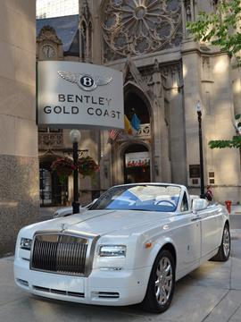 2015 Rolls-Royce Phantom Drophead Coupe for sale in Chicago, IL