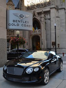 2012 Bentley Continental GT for sale in Chicago, IL