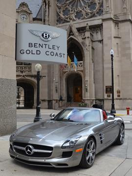 Mercedes Benz Sls Amg For Sale >> 2012 Mercedes Benz Sls Amg For Sale In Chicago Il