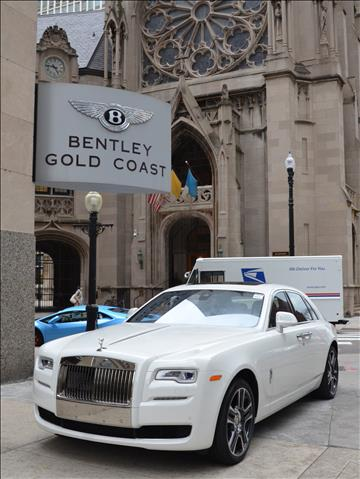 2017 Rolls-Royce Ghost Series II for sale in Chicago, IL