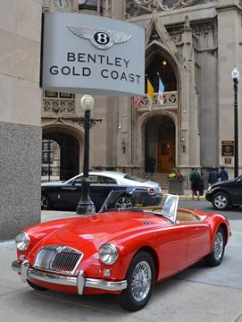 1958 MG MGA for sale in Chicago, IL