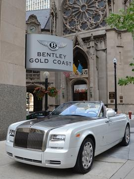 2017 Rolls-Royce Phantom Drophead Coupe for sale in Chicago, IL