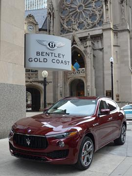 2017 Maserati Levante for sale in Chicago, IL