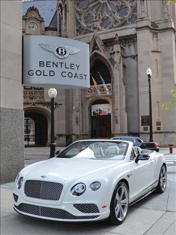2017 Bentley Continental GTC V8 S