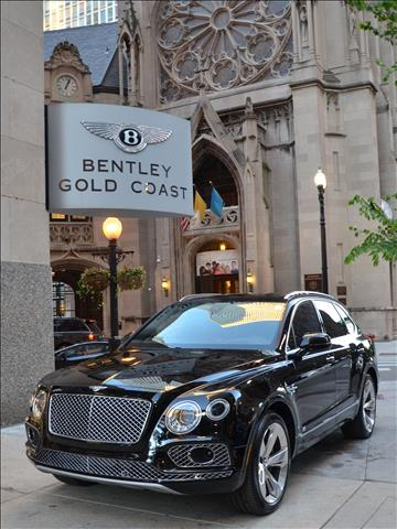 2018 Bentley Bentayga W12 for sale in Chicago, IL