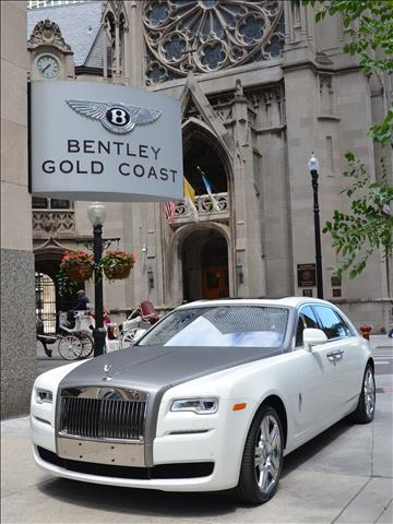 2015 Rolls-Royce Ghost Series II for sale in Chicago, IL